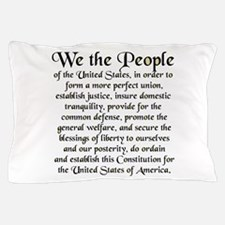 We the People US Pillow Case