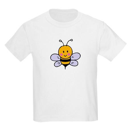 Cute Bee Kids Light T-Shirt