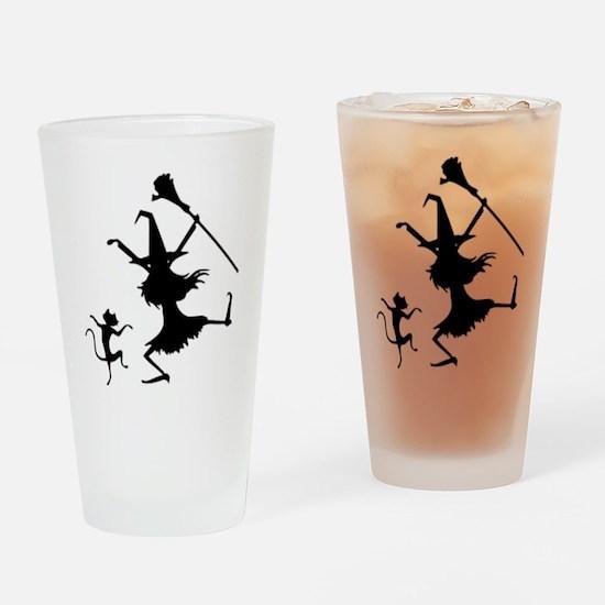 Dance Off Drinking Glass