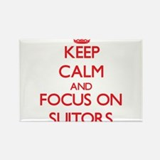 Keep Calm and focus on Suitors Magnets