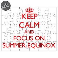 Cute Summer solstice Puzzle