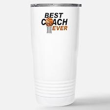 Best Coach ever Travel Mug