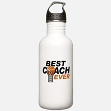 Best Coach ever Water Bottle