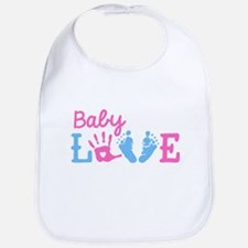 Baby Love Bib