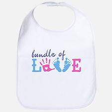 Bundle Of Love Bib