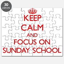 Unique Sunday school Puzzle