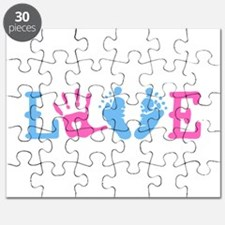 Love Baby Puzzle