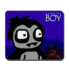vampire boy mouse mat