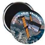 Save the Hubble Button astronomy gift