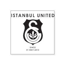 Istanbul United (1) Sticker