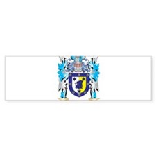 Ennis Coat of Arms - Family Crest Bumper Bumper Sticker