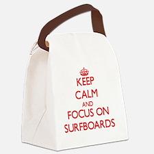 Unique Billabong Canvas Lunch Bag
