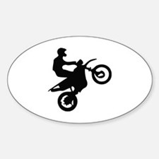 Motor cross Decal