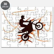 Biker Puzzle