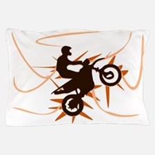 Biker Pillow Case