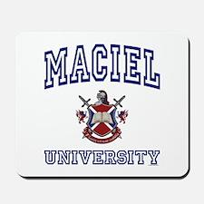 MACIEL University Mousepad