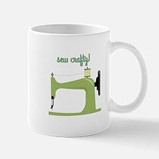 Sew Crafty Mugs