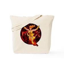Cute Heroclix Tote Bag