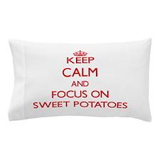 Unique Baked potato Pillow Case