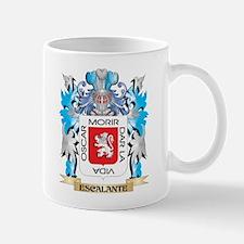 Escalante Coat of Arms - Family Crest Mugs