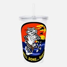 Unique Grim reapers Acrylic Double-wall Tumbler
