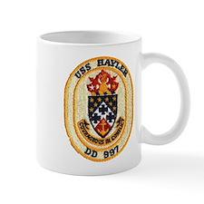 USS HAYLER Mug