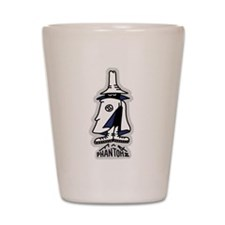 Funny Phantom Shot Glass