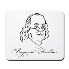 Franklin Mousepad