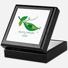 My Little Sweet Pea Future Keepsake Box