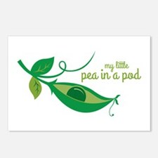 My Little Pea In A Pod Postcards (Package of 8)