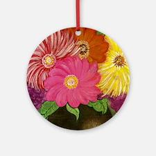 Vogue Vase Ornament (Round)