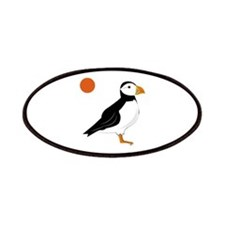 Puffin Bird Patches