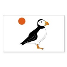 Puffin Bird Decal