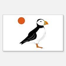 Puffin Bird Decal
