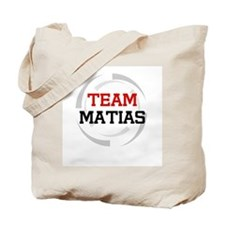 Matias Tote Bag