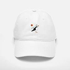 Puffin! Bird Baseball Baseball Baseball Cap
