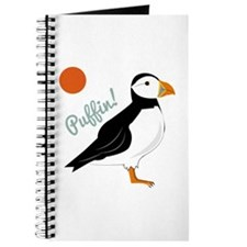 Puffin! Bird Journal