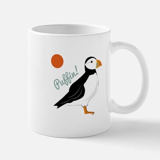 Puffin! Bird Mugs
