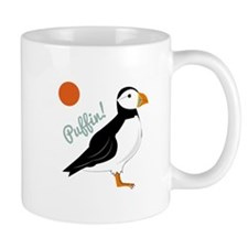 Puffin! Bird Mugs