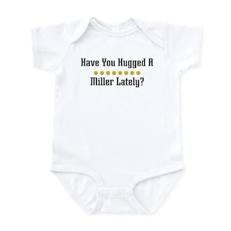 Hugged Miller Infant Bodysuit