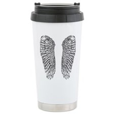 Cool Gothic fairy tattoos Travel Mug