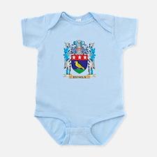 Estrela Coat of Arms - Family Crest Body Suit