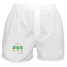 Shamrock Shuffle Boxer Shorts