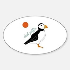 Stud Puffin Decal