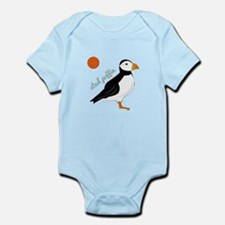 Stud Puffin Body Suit