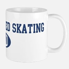 Synchronized Skating dad Mug