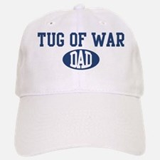 Tug Of War dad Baseball Baseball Cap