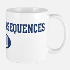 Truth Or Consequences dad Mug