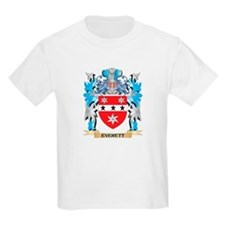 Everett Coat of Arms - Family Crest T-Shirt