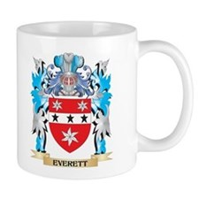 Everett Coat of Arms - Family Crest Mugs